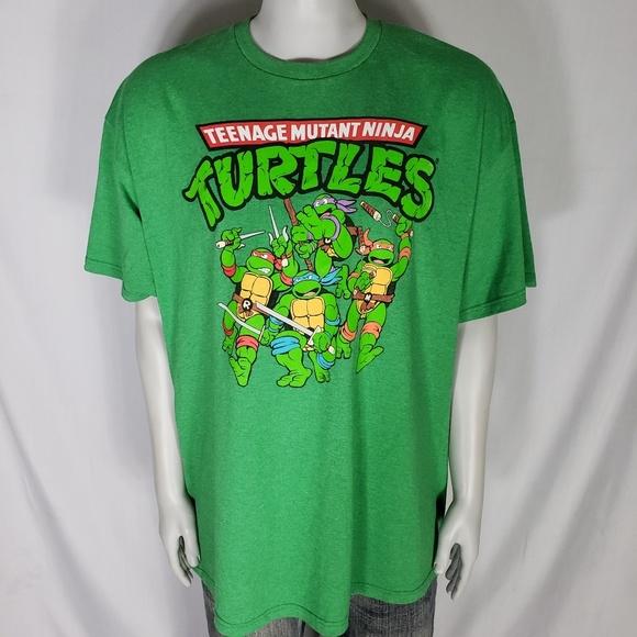 Ninja Turtles Garçons T-Shirt